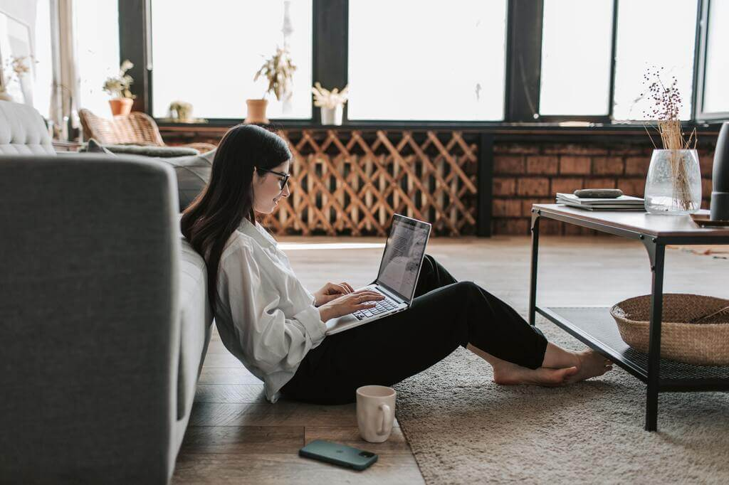 Working online is your best best for the future